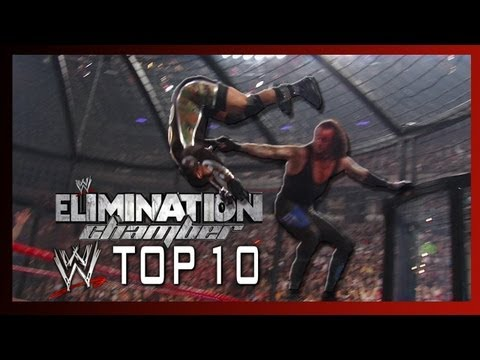 Chamber - Check out the most devastating moments in the Elimination Chamber Match.