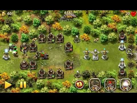 Video of Myth Defense LF