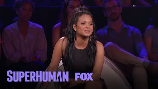 Jared invites Christina Milian to take the stage and Salsa with him. Subscribe now for more Superhuman clips: http://fox.tv/SubscribeFOXWatch more videos from Superhuman: http://fox.tv/SuperhumanSeason1PlaylistSee more of Superhuman on our official site: http://www.fox.com/superhumanLike Superhuman on Facebook: http://fox.tv/SuperHuman_FBFollow Superhuman on Twitter: http://fox.tv/SuperHuman_TWFollow Superhuman on Instagram: http://fox.tv/SuperHuman_IGLike FOX on Facebook: http://fox.tv/FOXTV_FBFollow FOX on Twitter: http://fox.tv/FOXTV_TwitterAdd FOX on Google+: http://fox.tv/FOXPlusGet ready to have your mind blown when SUPERHUMAN returns Monday, June 12 (9:00-10:00 PM ET/PT) on FOX. Hosted by actor Kal Penn, this jaw-dropping one-hour competition series will test the abilities of ordinary people to use their extraordinary skills to win a $50,000 grand prize. In each episode, five contestants who possess a distinct, nearly super-human ability in fields such as memory, hearing, taste, touch, smell, sight and more are challenged to push their skills to the limit, yet only one will take home the title of SUPERHUMAN and the $50,000 grand prize.Christina Milian Demonstrates Her Salsa Dancing Skills  Season 1 Ep. 7  SUPERHUMANhttp://www.youtube.com/FoxBroadcasting