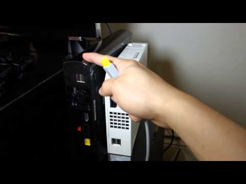 Comparing Nintendo Wii U & Wii - Ports & Cables