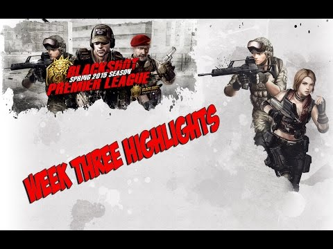 BlackShot Premier League — Spring Season 2015 — Week 3 Highlights