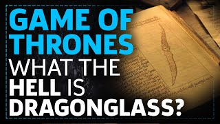 Lucy explains why dragonglass is key to defeating White Walkers, and why Sam's discovery at the Citadel is so important. Beware ...