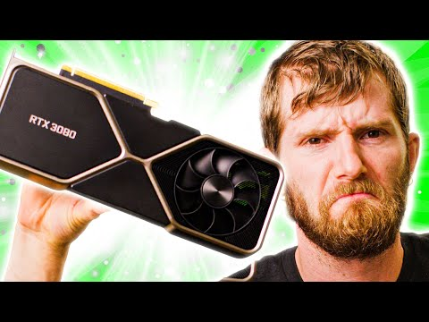 Nvidia, you PROMISED! - RTX 3080 Review