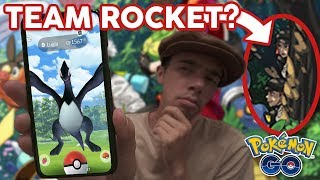 TEAM ROCKET EVENT IN POKÉMON GO?? by Trainer Tips
