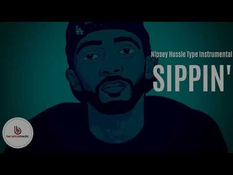 "(New) Nipsey Hussle x Mozzy Type Beat ""Sippin"" 