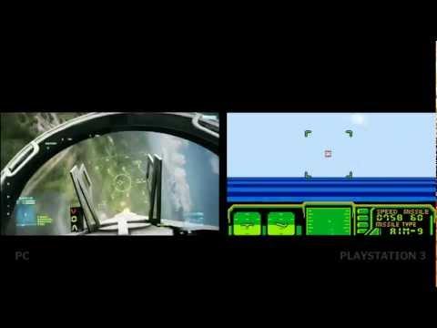 playstation3 - Comenta, suscribete y vota / Comment, subscribe and rate Comparación de como se verá Battlefield 3 en una Playstation 3 just a video to laugh... friends 0:20...