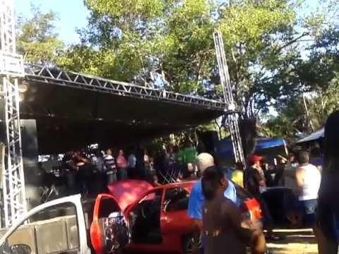 Discurso Prefeita Itapirapuã-GO Rally de Boia