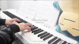 Goblin 도깨비 OST6 - Who Are You by Sam Kim 샘김 - piano cover w/ sheet music Video