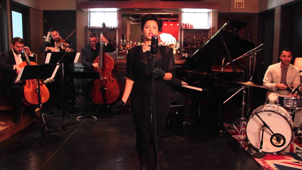 Love Me Harder – 'James Bond' Theme -Style Ariana Grande Cover ft. Cristina Gatti
