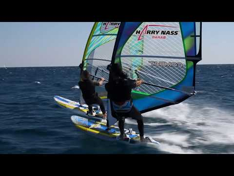 Harry Nass Windsurfing Dahab