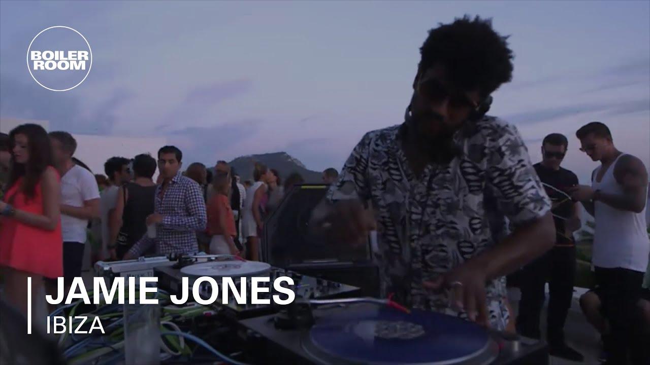 Jamie Jones - Live @ Boiler Room Ibiza Villa Takeovers 2013