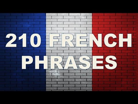 210 French phrases