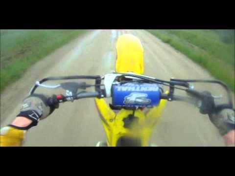 Motocross fun in the rain Dirty Deeds