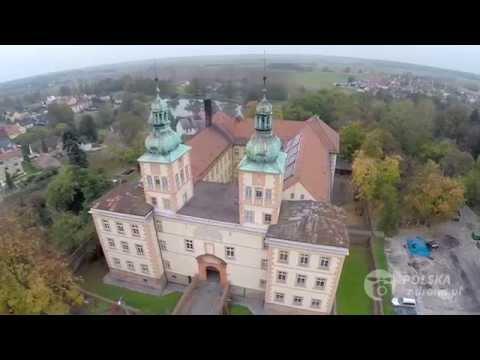 Zamek w Prószkowie - film udostępniony przez www.polskazdrona.pl