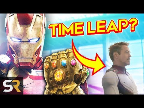 Endgame Theory: The Avengers Are Making Their Own Infinity Stones