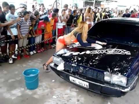 Fest Car WG com Mulher Abóbora part 03