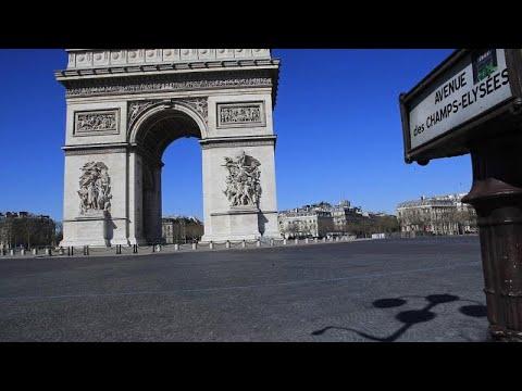 Σε κατάσταση έκτακτης υγειονομικής ανάγκης η Γαλλία