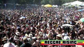 "Video Rebelution ""Feeling Alright"" at Reggae Rising 2009 MP3, 3GP, MP4, WEBM, AVI, FLV September 2018"