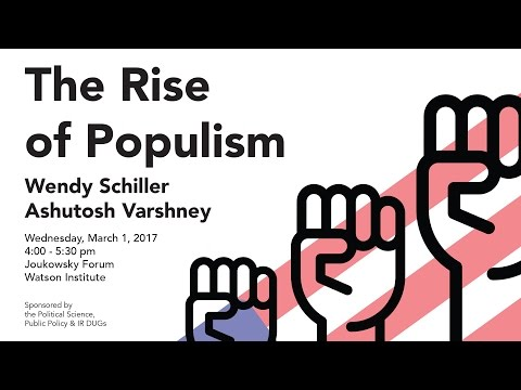 The Rise of Populism