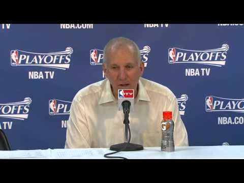 Popovich - Sideline reporters share their 'horror' stories about interviewing the Spurs' coach source: espn.com.