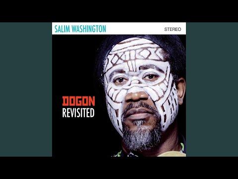 Dogon,ad online metal music video by SALIM WASHINGTON