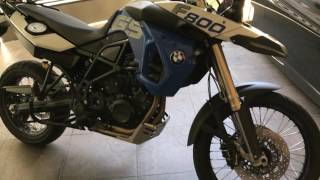 2. BMW F800GS TROPHY 2012