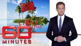 Video The China Syndrome: Part One - Is China taking over the South Pacific? | 60 Minutes Australia MP3, 3GP, MP4, WEBM, AVI, FLV Oktober 2018