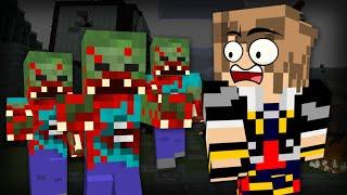 LES ZOMBIES VEULENT ME MANGER ! | Minecraft Infected
