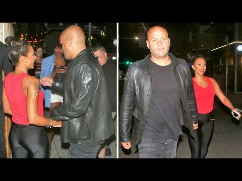REJECTED! Mel B And Hubby Stephen Belafonte Denied Entry At The Nice Guy