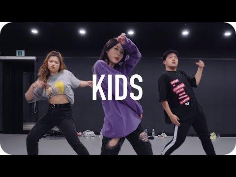 Kids - Franke / Beginner's class - Thời lượng: 4 phút, 53 giây.