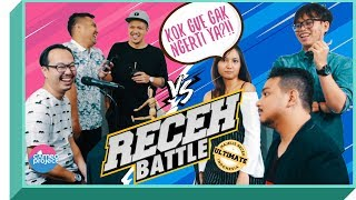 Video RECEH BATTLE : CANIA GEOLIVE, ENO BENING, ALPHIANDI MP3, 3GP, MP4, WEBM, AVI, FLV Februari 2019