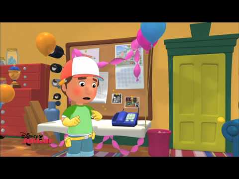 Handy Manny - 'Mr. Lopart's Birthday'