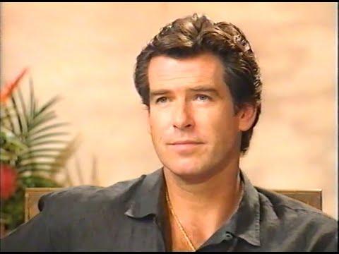 Pierce Brosnan Australia Interview 1997