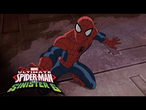 Ultimate Spider-Man 4.08 (Clip)