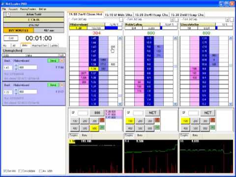 Adam Todd Horse Racing Trading Video 7