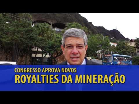 Pestana: Vitória de Minas e do Brasil! Congresso aprova novos royalties da mineração