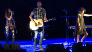 <b>Bethany Joy Lenz</b> Tyler Hilton & Kate Voegele  When The Stars Go Blue 31316 Wilmington NC
