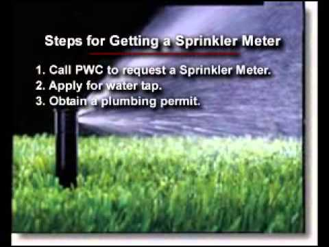 Irrigation Meters