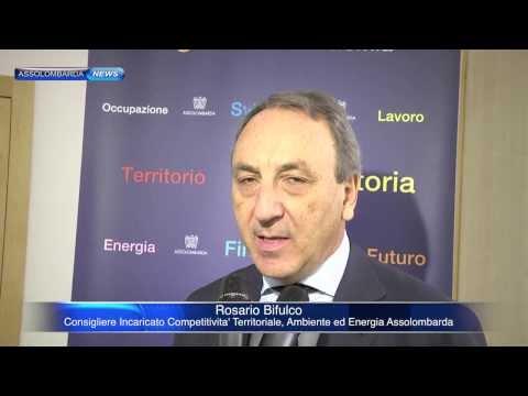 L'efficienza energetica nell'industria – Intervista a Rosario Bifulco