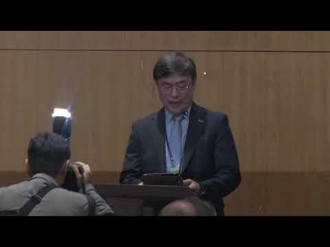 이러닝 코리아 2018 개회식