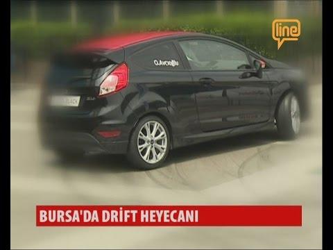 Bursa'da Drift Heyecanı   11 Haziran 2015