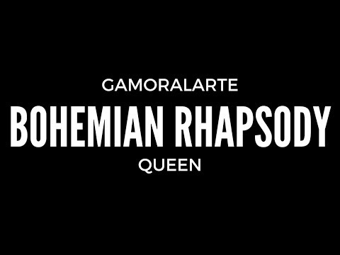 Bohemian Rhapsody - Queen Cover Piano