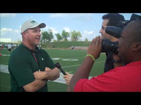 MSSU Football Opens Spring Practice
