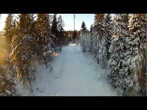 Frognerseteren Drone Video