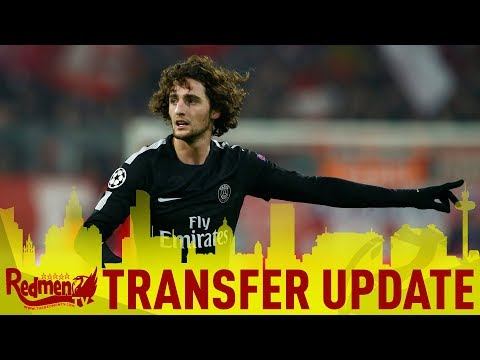 Liverpool 'Baffled' By Rabiot Rumours | #LFC Transfer News LIVE