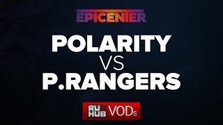 PR vs Polarity, game 1
