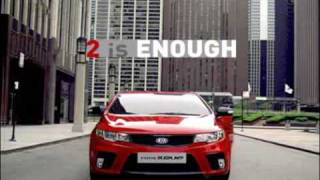 Kia Forte Koup TV Commercial