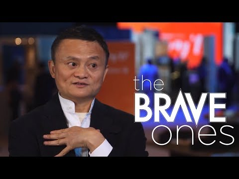 Jack Ma, Founder of Alibaba | The Brave Ones