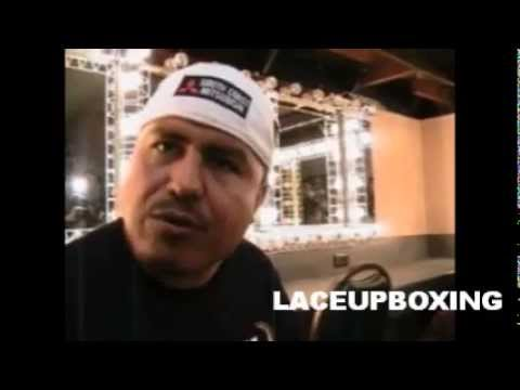 ROBERT GARCIA TALKS MAYWEATHER V MAIDANA REMATCH AS SAN ANTONIO PRESSER