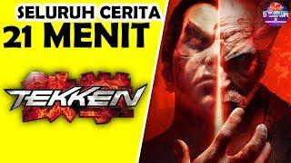 Video Seluruh Alur Cerita Tekken 1 - 7 Hanya 21 MENIT - Sejarah Tekken Series LENGKAP !! MP3, 3GP, MP4, WEBM, AVI, FLV Januari 2019